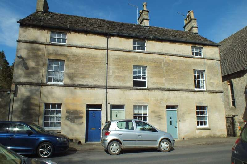2 Bedrooms Terraced House for sale in Cirencester