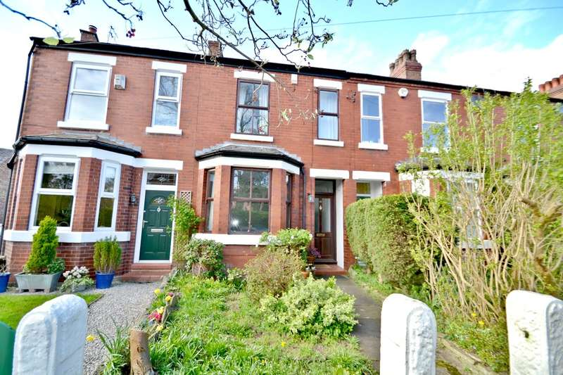3 Bedrooms Terraced House for sale in Hall Street, Cheadle
