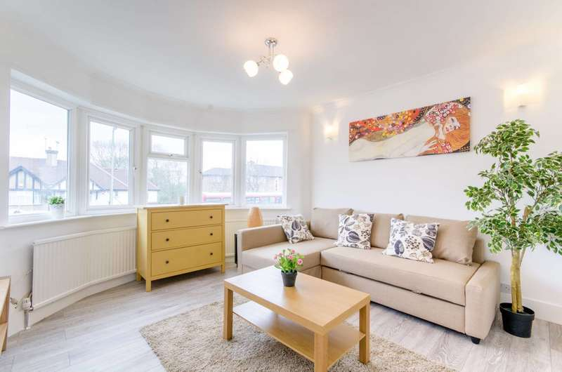 Studio Flat for sale in Cricklewood Lane, Child's Hill, NW2