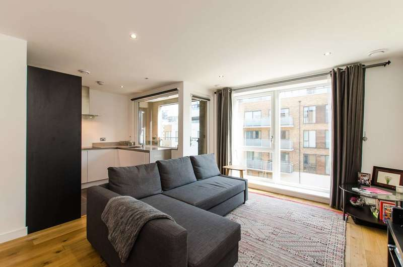 1 Bedroom Flat for sale in Eltringham Street, Wandsworth, SW18
