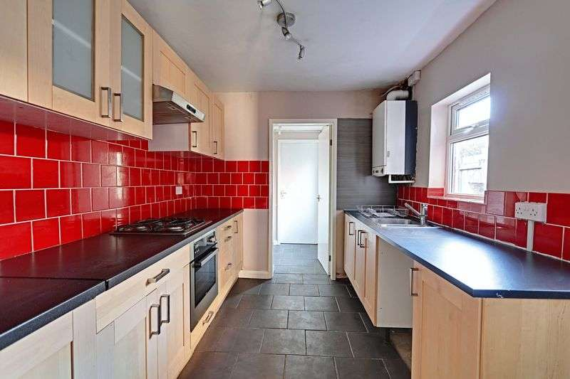 2 Bedrooms Terraced House for sale in Worthing Street, Hull
