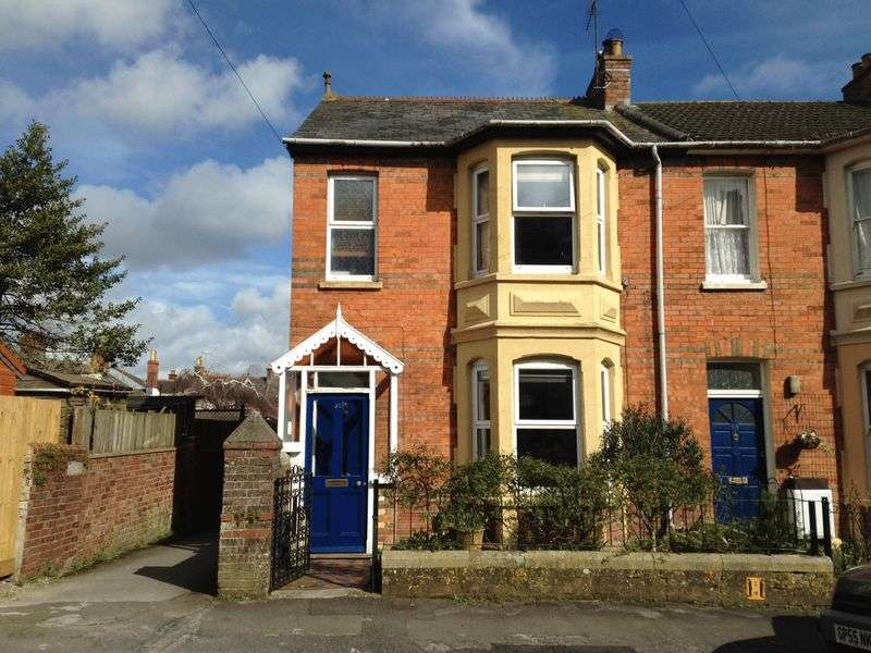 3 Bedrooms Terraced House for sale in St Helens Road, Dorchester
