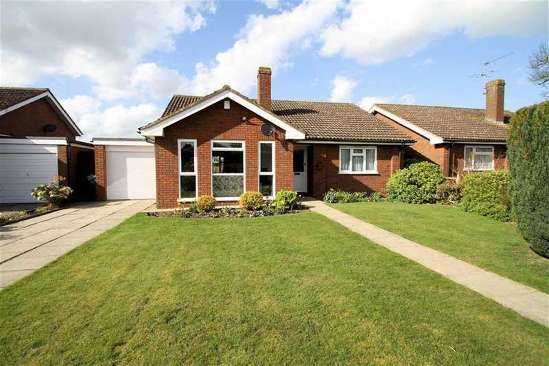 2 Bedrooms Detached Bungalow for sale in Church Close, Codicote, SG4 8YT