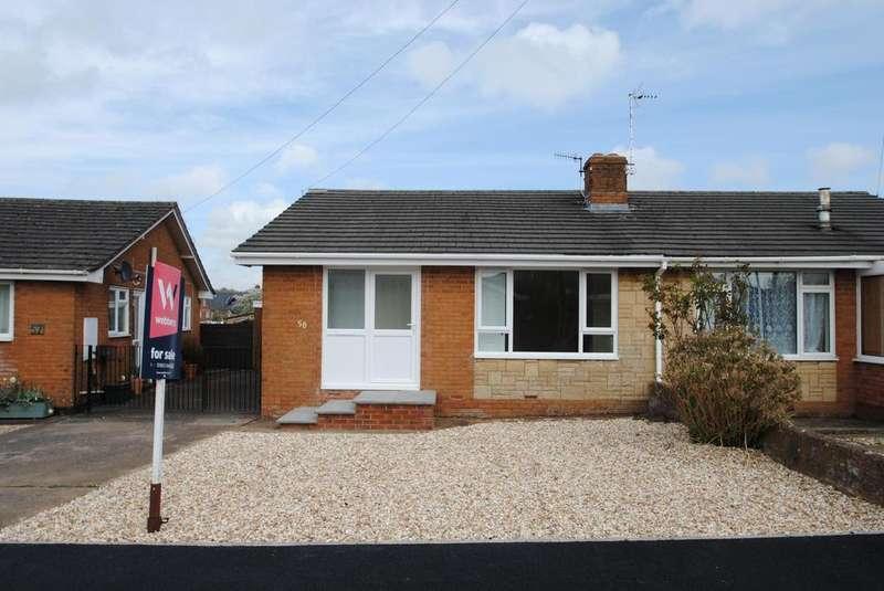 2 Bedrooms Bungalow for sale in Castle Park, Hemyock