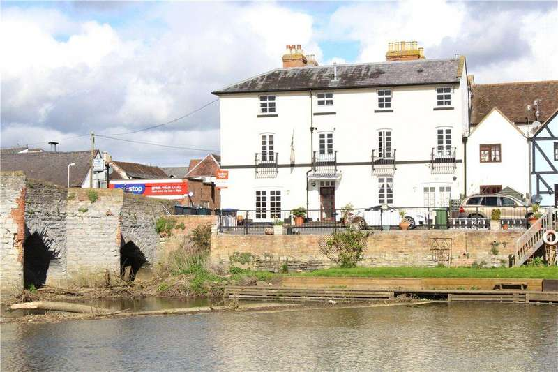 2 Bedrooms Apartment Flat for sale in The Old Bridge Inn, High Street, Bidford-On-Avon, Warwickshire, B50