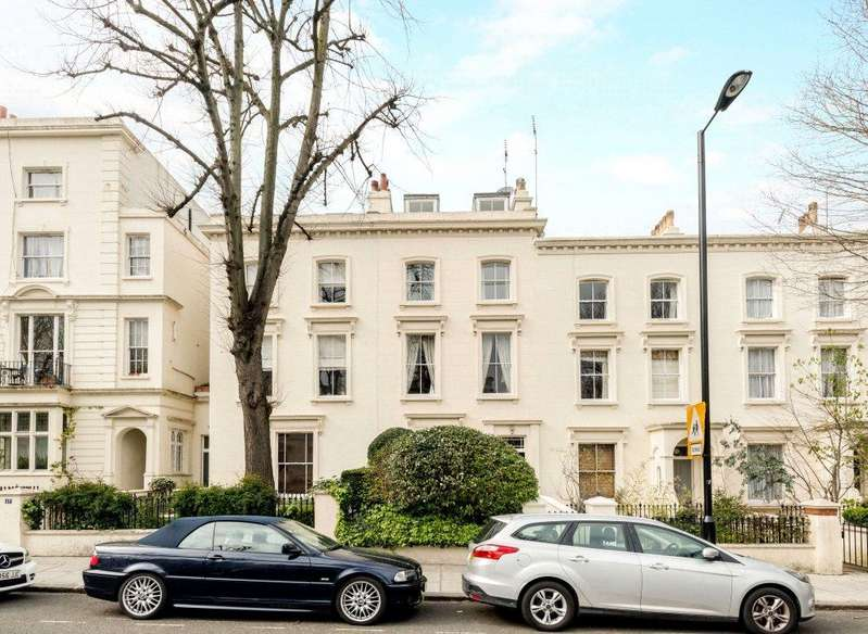 5 Bedrooms House for sale in Clifton Villas, Little Venice, London, W9