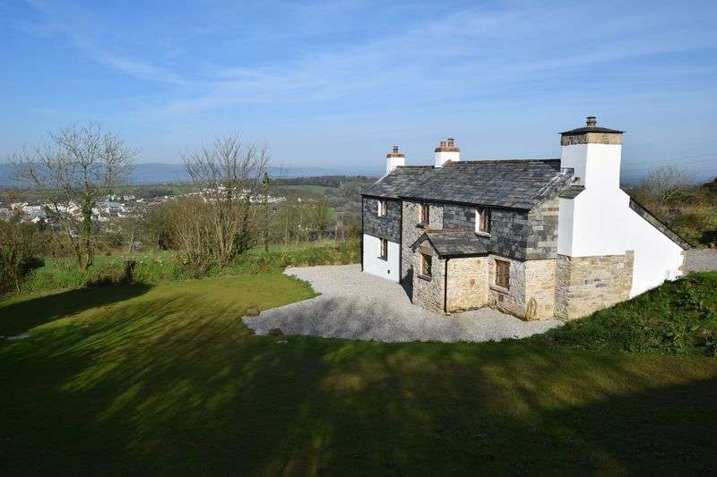 3 Bedrooms Cottage House for sale in Kelly Bray, Callington