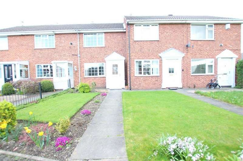 2 Bedrooms Terraced House for sale in Beech Walk, BIRKENSHAW, West Yorkshire