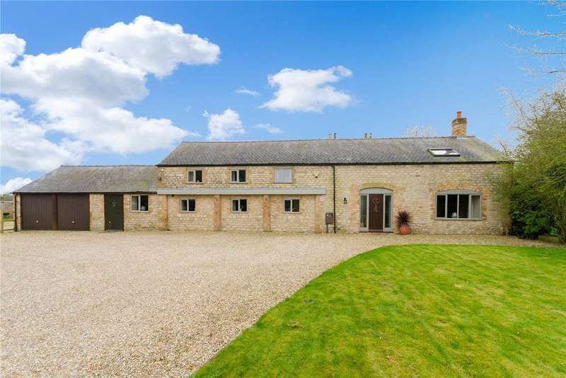 4 Bedrooms Detached House for sale in Fen Road, Timberland, Lincolnshire, LN4