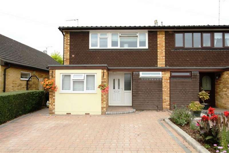 4 Bedrooms Semi Detached House for sale in Highfield Road, Billericay, Essex, CM11 2PF