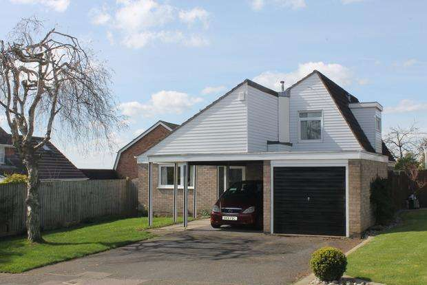 4 Bedrooms Detached House for sale in Brington Close, Wigston Meadows, Leicester, LE18