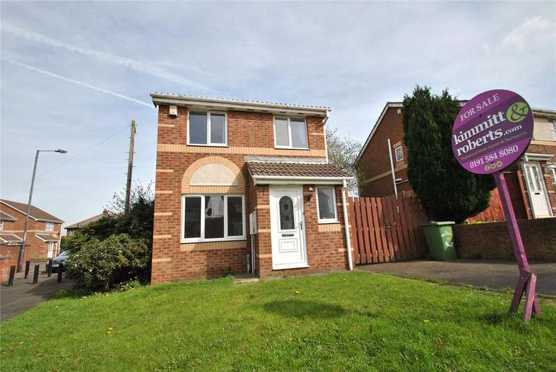 3 Bedrooms Detached House for sale in Kirklea Road, Houghton le Spring, Tyne and Wear, DH5