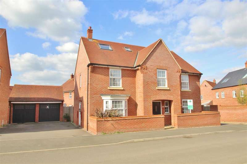 6 Bedrooms Detached House for sale in Constance Street, Buckingham