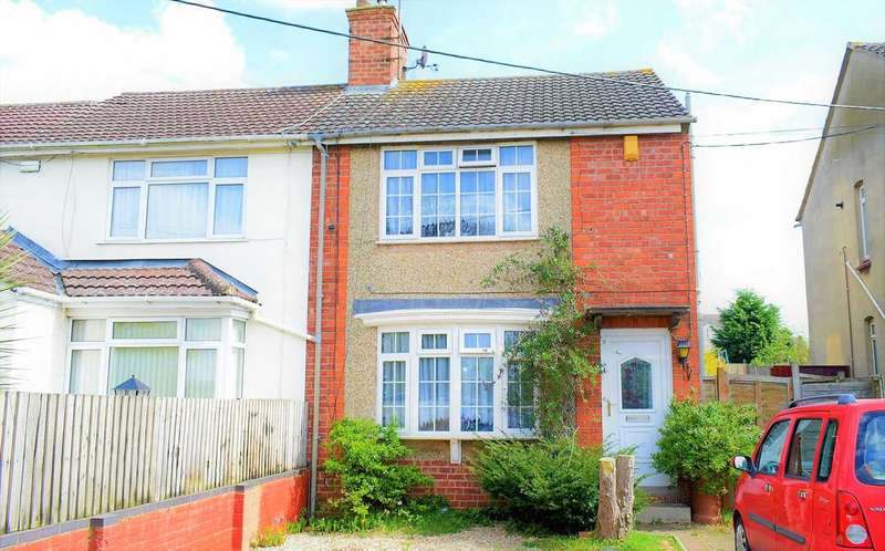 3 Bedrooms Semi Detached House for sale in London Road, Little Irchester, NN8 2EB