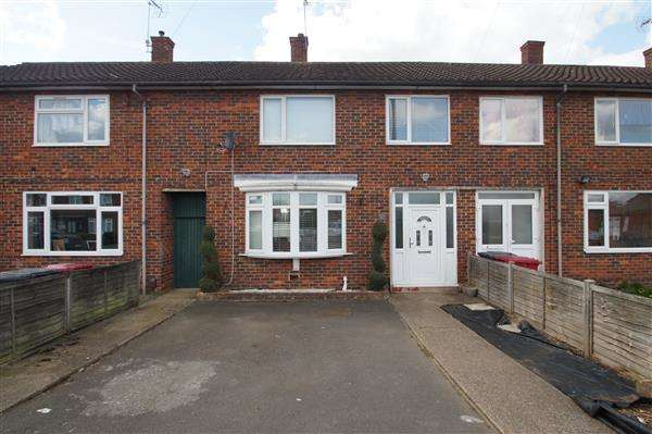 3 Bedrooms Terraced House for sale in Long Readings Lane, Slough
