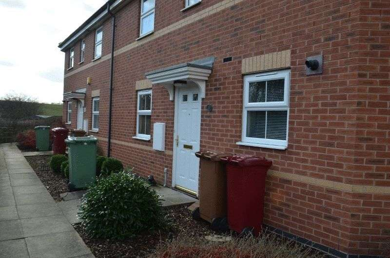 2 Bedrooms Flat for sale in Wilkinson Way, Scunthorpe