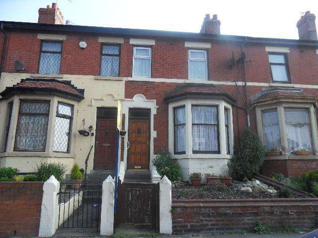 3 Bedrooms Terraced House for sale in Grasmere Road, Blackpool, FY1 5PN