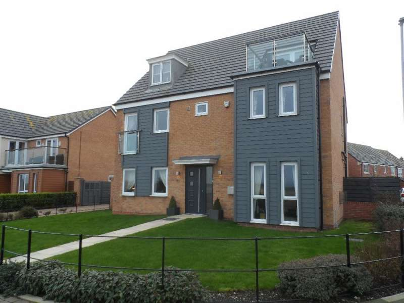 5 Bedrooms Detached House for sale in Voyager Close, Fleetwood, FY7 6FB