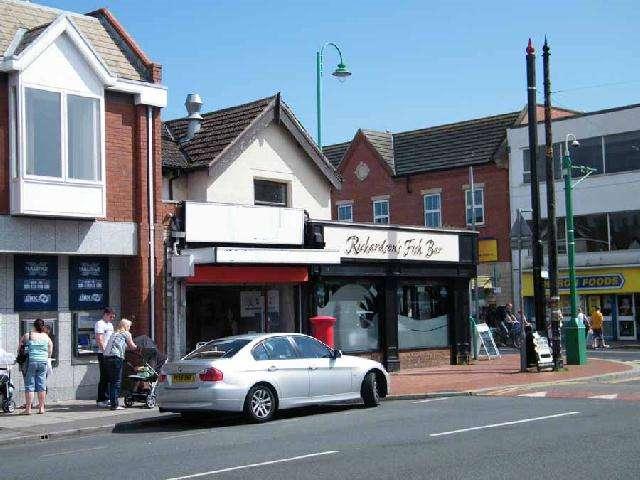 Shop Commercial for sale in Poulton Street, Fleetwood, FY7 6LP