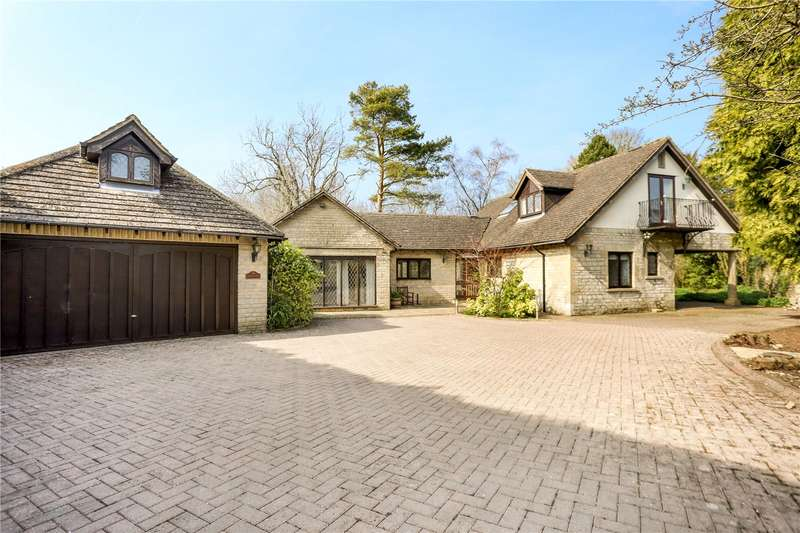 5 Bedrooms Detached House for sale in The Avenue, Bussage, Stroud, Gloucestershire, GL6