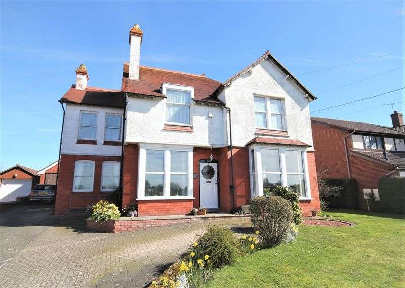 5 Bedrooms Detached House for sale in Brook Road, Whitchurch
