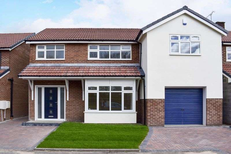 4 Bedrooms House for sale in Manchester Road, Warrington