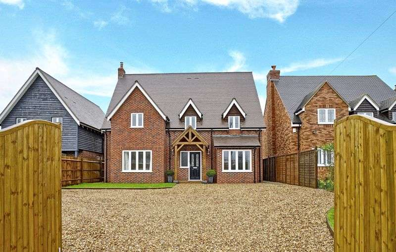 5 Bedrooms Detached House for sale in ChurchView, Little Staughton