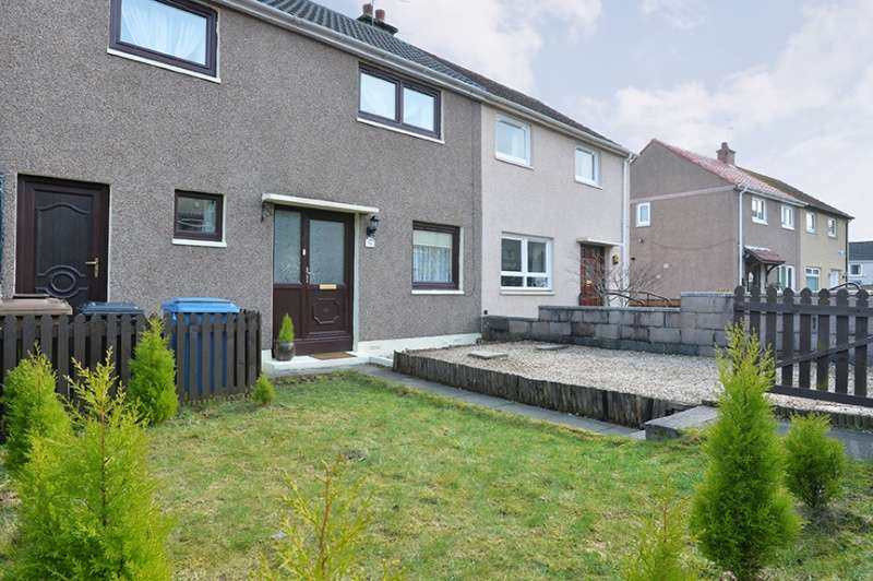 3 Bedrooms Terraced House for sale in Falside Crescent, Bathgate, EH48 2DP