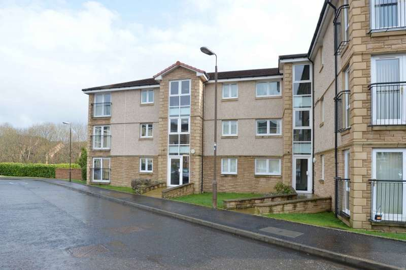 2 Bedrooms Flat for sale in Newlands Court, Bathgate, West Lothian, EH48 2GD