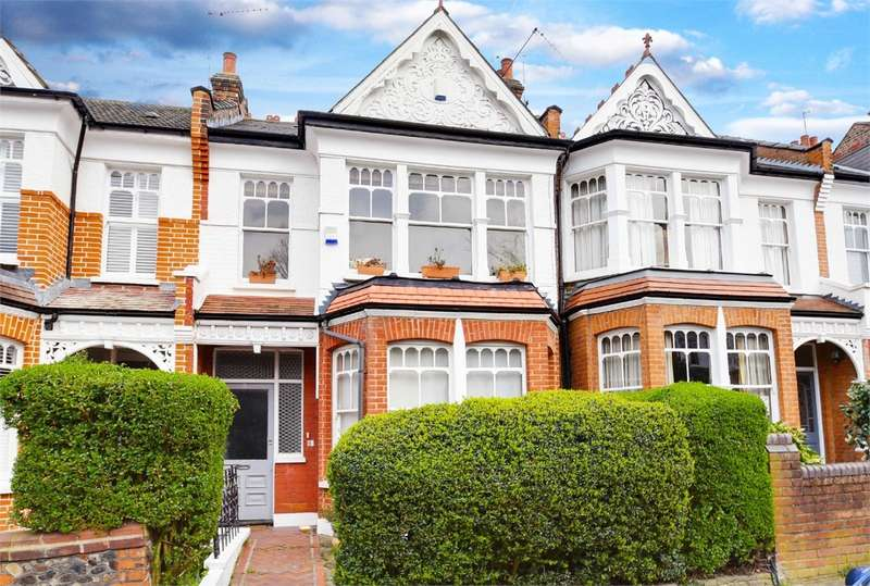 2 Bedrooms Flat for sale in Rosebery Road, Muswell Hill, London