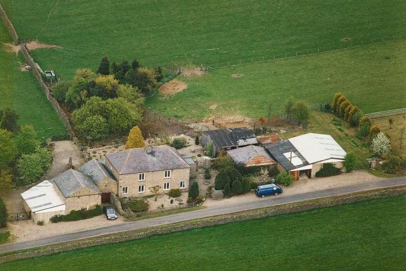3 Bedrooms Detached House for sale in Haydon Bridge NE47