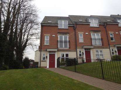 4 Bedrooms Town House for sale in St. Katherines Court, Derby, Derbyshire