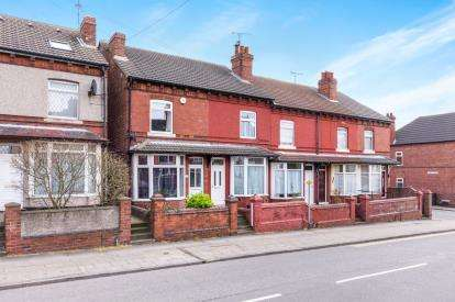2 Bedrooms End Of Terrace House for sale in Stoneyford Road, Sutton-In-Ashfield, Nottinghamshire, Notts