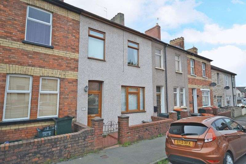 2 Bedrooms Terraced House for sale in Superb Extended House, Annesley Road, Off Caerleon Road