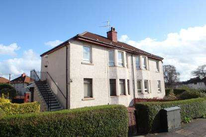 1 Bedroom Flat for sale in Whitehaugh Avenue, Paisley, Renfrewshire