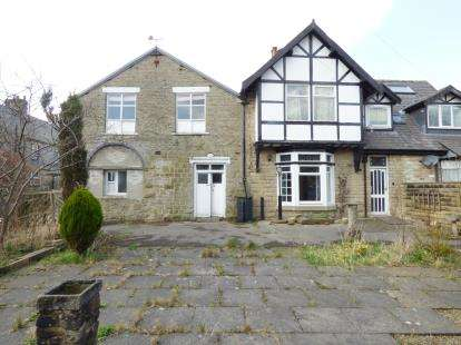 2 Bedrooms Semi Detached House for sale in Lightwood Avenue, Buxton