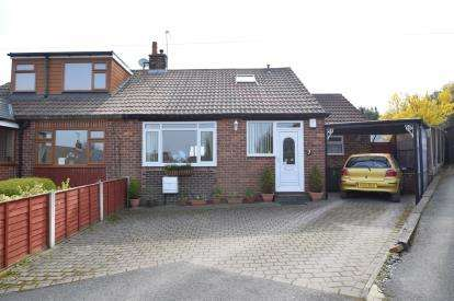 2 Bedrooms Bungalow for sale in Highcroft Close, Pudsey, West Yorkshire