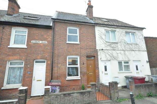 2 Bedrooms Terraced House for sale in Cardiff Road, Reading