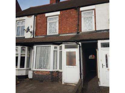 2 Bedrooms Terraced House for sale in Coventry Road, Kingsbury, Tamworth, Warwickshire
