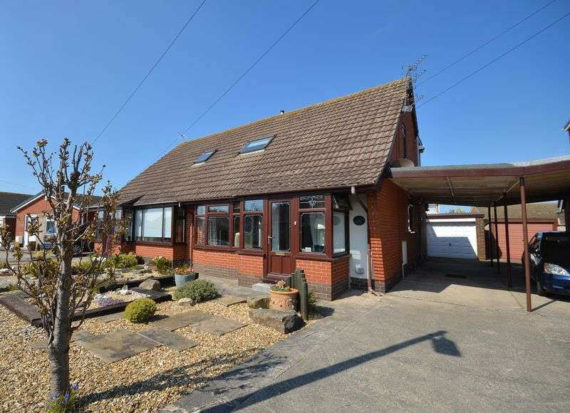 3 Bedrooms Semi Detached House for sale in 5 Beechfield Avenue, Preesall, Lancashire, FY6 0PT.