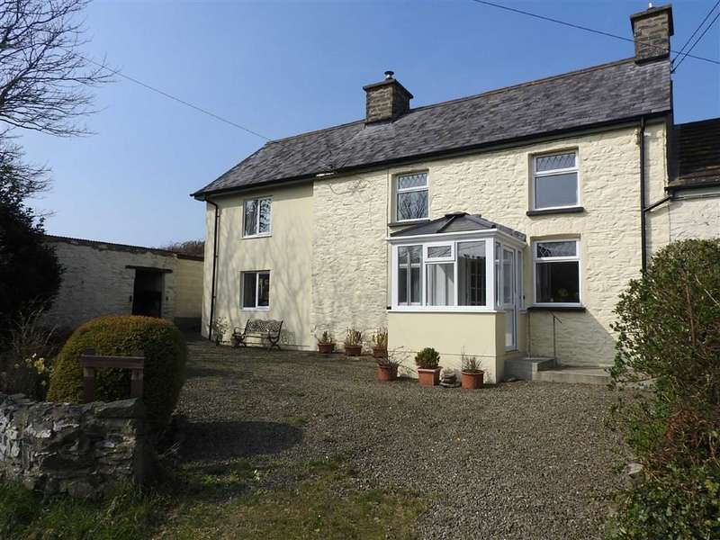 4 Bedrooms Property for sale in Llanfarian, Aberystwyth