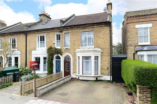 4 Bedrooms Terraced House for sale in Milton Road, Herne Hill