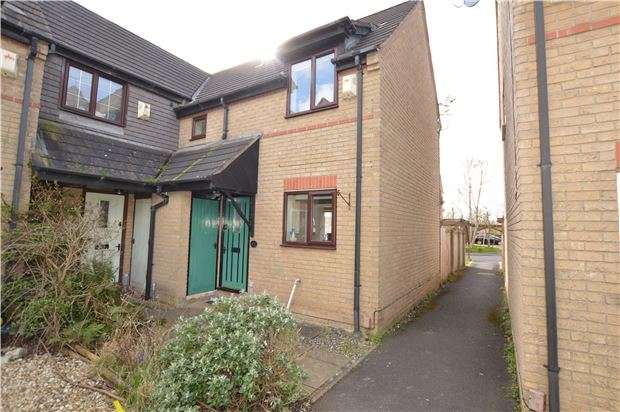 2 Bedrooms End Of Terrace House for sale in Hay Leaze, Yate, BRISTOL, BS37 7YJ