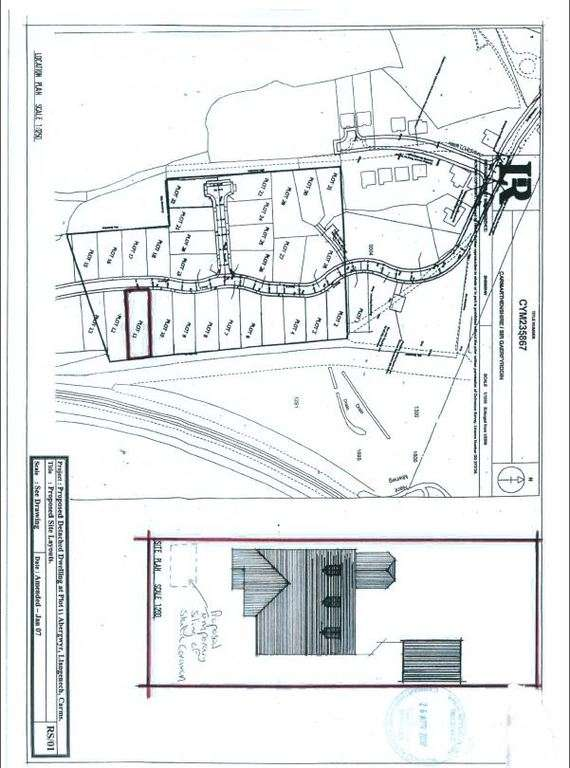 Land Commercial for sale in Aber Llwchwr, Llangennech, Llanelli