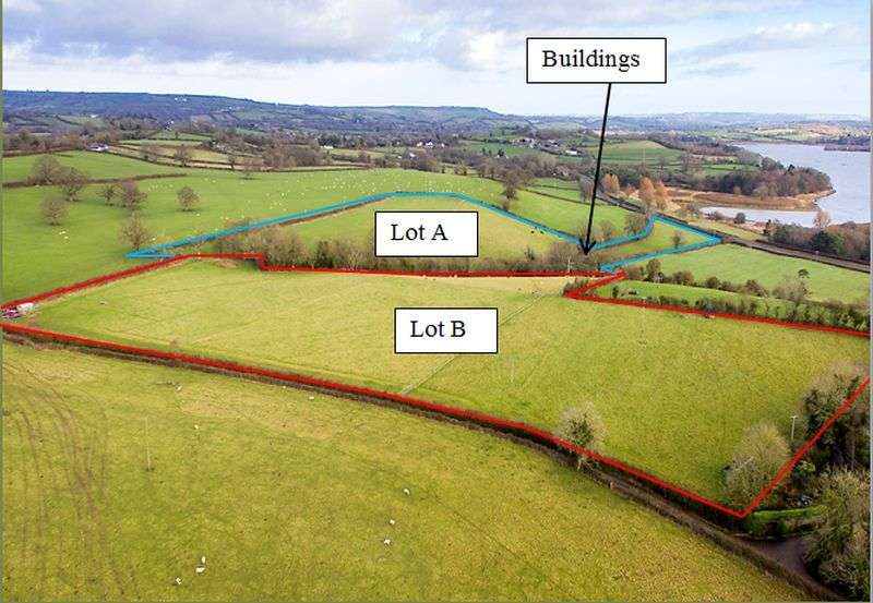 Detached House for sale in Auction of 8.31 acres & field shelter at Kingshill Lane, Chew Stoke, Bristol