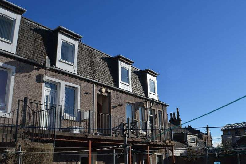 1 Bedroom Flat for sale in Milton Street, Dundee DD3 6QS