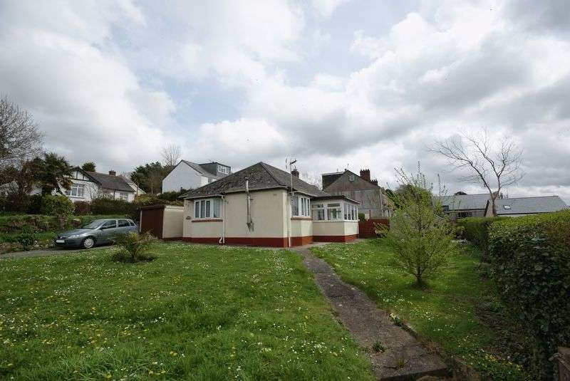 3 Bedrooms Detached Bungalow for sale in Rhind Street, Bodmin