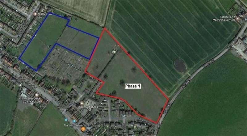 Land Commercial for sale in Tunnel Road, Ansley, Warwickshire