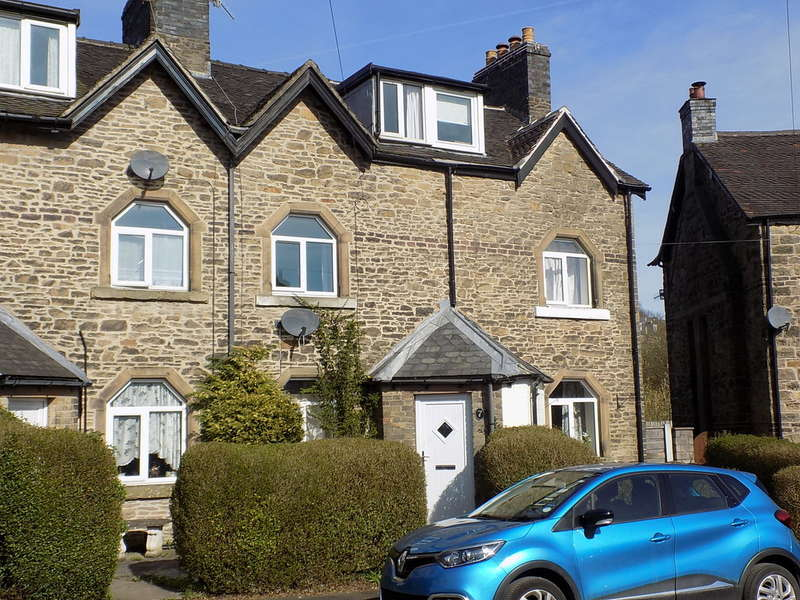 3 Bedrooms Terraced House for sale in Hogshaw Villas Road, Buxton