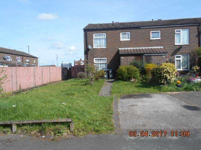 3 Bedrooms End Of Terrace House for sale in Adderley Gardens, Alum Rock, Birmingham B8 1LB